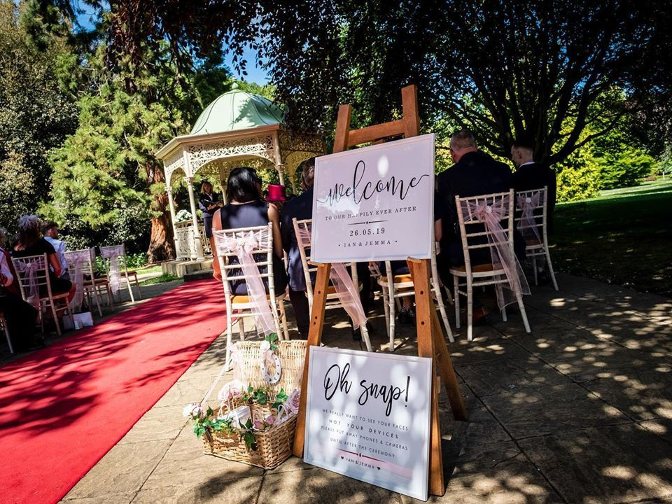 Weddings & Events at Quex Park-Image-39