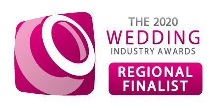 The Wedding Industry Awards 2020 Regional Finalist