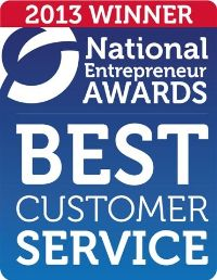 National Entrepreneur Awards Best Customer