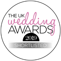 Shortlisted for the Best Wedding Day Finishing Touches