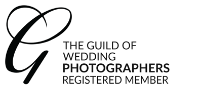 Member of The Guild of Wedding Photographers