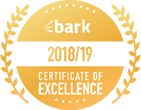 Certificate Of Excellence 2018/2019