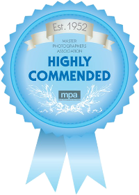 MPA Highly Commended Wedding Photographer