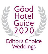 Good Hotel Guide 2020 - choice for weddings