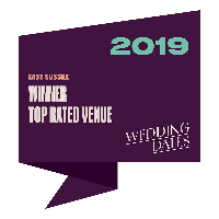 Top Rated Wedding Venues in East Sussex 2019!