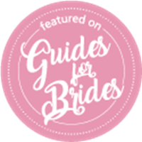Guides for Brides Approved Supplier