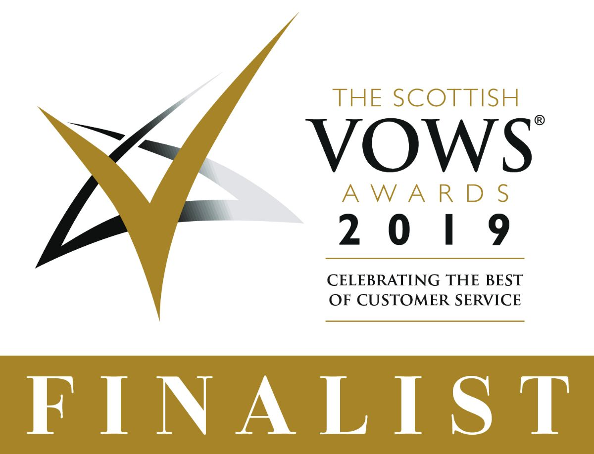 We are finalists in the industry VOWS awards 2019 - which is very prestigious and a reflection that we offer fabulous food and personal service