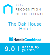 2017 Hotels Combined Recognition of Excellence