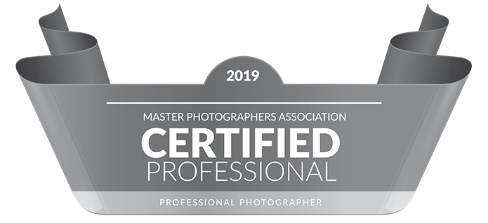 Master Photographers Association Certified Professional