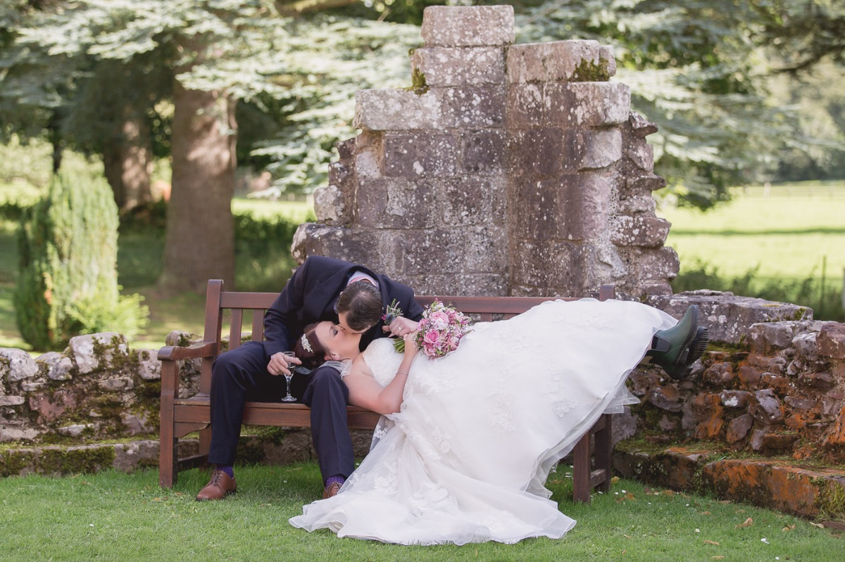 Real Wedding Image for Leah & Andrew