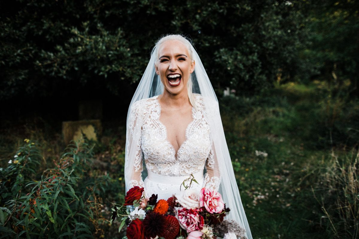 Real Wedding Image for Charlotte
