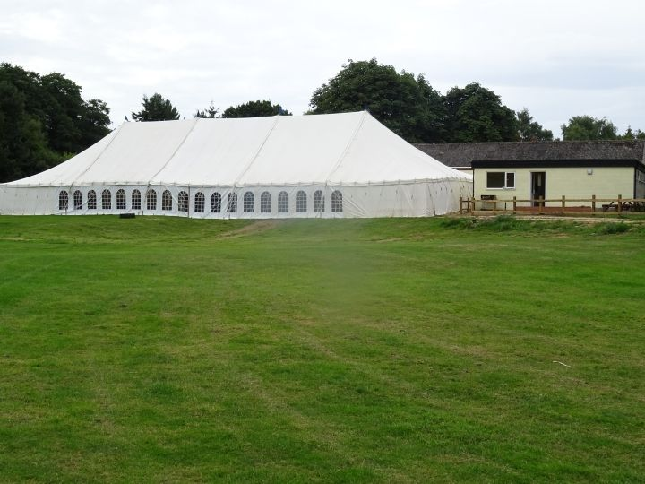 100' x 40' Marquee