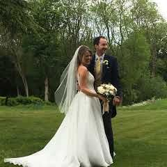 Real Wedding Image for Roisin  & Ben