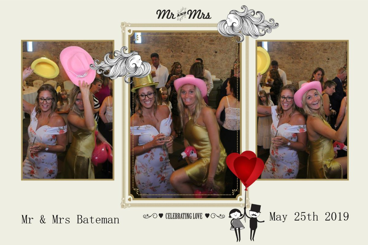 Real Wedding Image for Mr and Mrs & Bateman