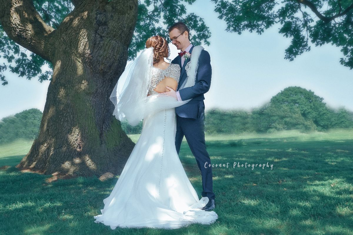 Real Wedding Image for Eveline